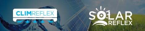Création de Foséo, Clim reflex et Solar Reflex