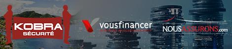Kobra Sécurité devient leader du marché de la sécurité en Guadeloupe. Novundi intégre le réseau Vousfinancer.com et Nousassurons.com